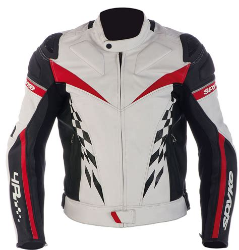 spyke 4 race gp leather motorcycle jackets for