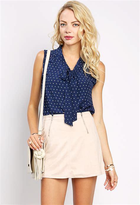 Ribbon Detail Sleeve Top ribbon detail sleeveless top shop blouse shirts at