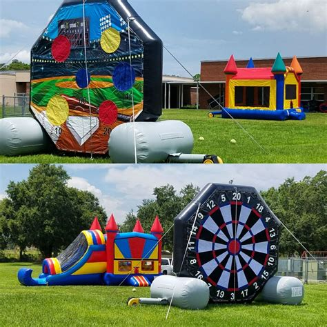 bounce house rentals kissimmee bounce houses rent inflatables concessions games tents tables chairs