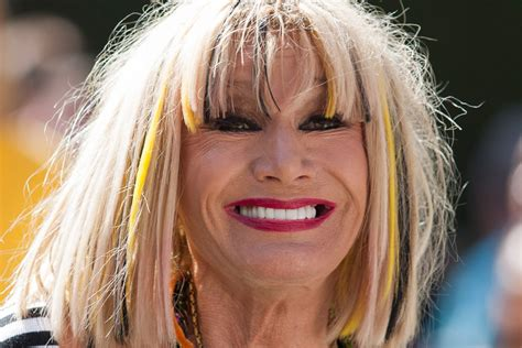 Betsey Johnson betsey johnson drops 32k a year on hair page six