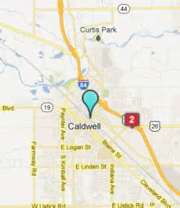map of caldwell caldwell id hotels motels see all discounts