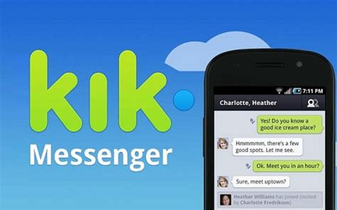 kik app for android kik for pc messenger for pc windows 7 8 free