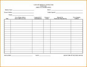 Construction daily work log template