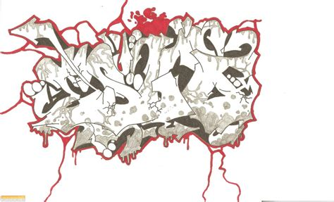 grafity wildstyle graffiti gallery photo sketches outline