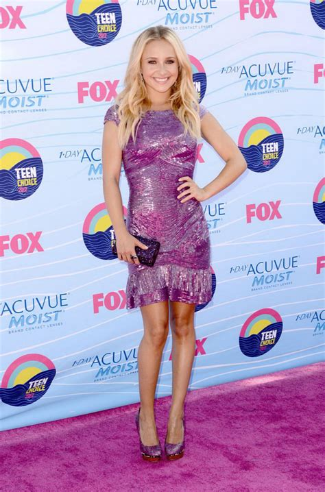 Choice Awards Hayden Panettiere by Hayden Panettiere At 2012 Choice Awards In Universal