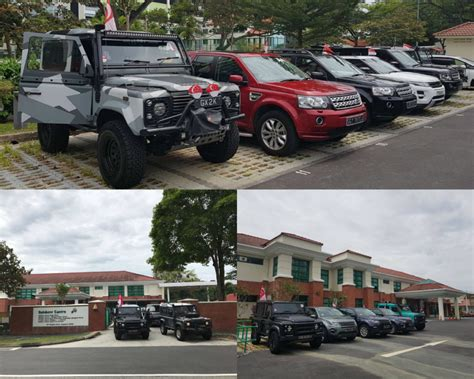 land rover singapore land rover national day charity drive 2017 torque