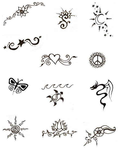 simple tribal henna tattoo free henna designs if i m hired to do henna by the hour