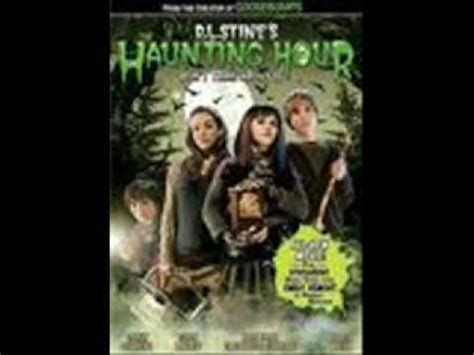 adam merrin adam merrin the haunting hour don t think about it youtube