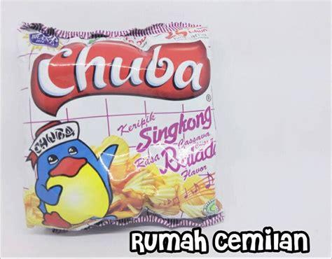 jual promo besar chuba singkong ciki jadul  lapak
