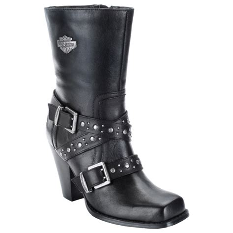 Harley Davidson Boots Womens by Harley Davidson Obsession Womens Boot D85229