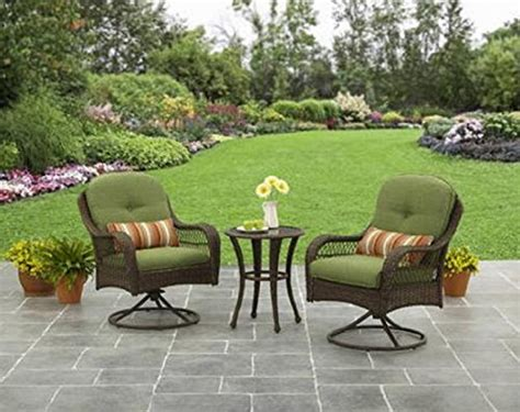 Better Home And Gardens Patio Furniture 3 Outdoor Furniture Set Better Homes And Gardens Azalea Ridge 3 Outdoor Bistro Set