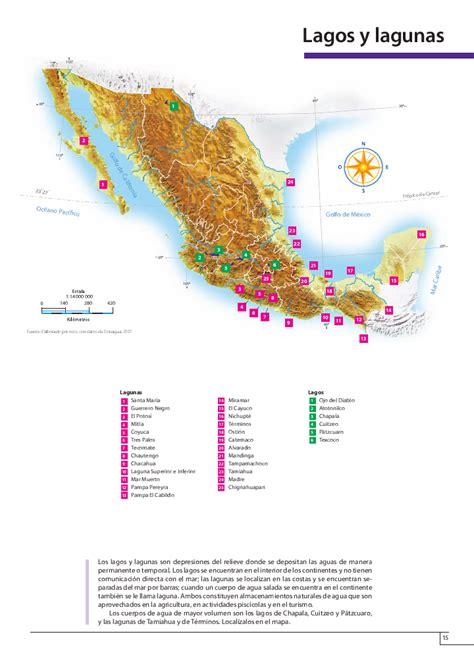 atlas de mxico 4 grado 2015 2016 atlas de mexico 4to grado 2015 2016 ok by cicloescolar