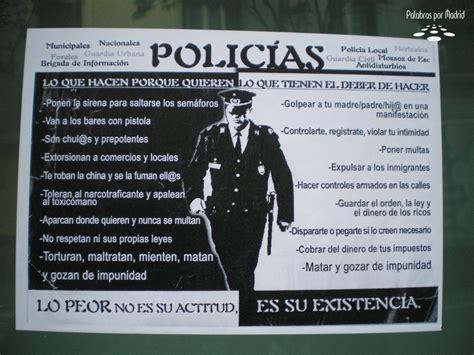 oracion con la palabra policia mucha mucha polic 237 a aprende espa 241 ol callejeando por madrid