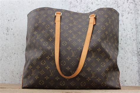 louis vuitton monogram canvas cabas alto large tote bag