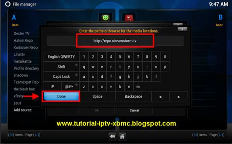 tutorial blogspot iptv streamstorm tv add on for kodi xbmc fantastic iptv