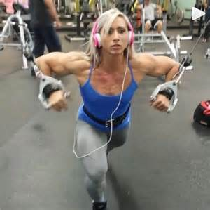 Shannon courtney bicep size for pinterest