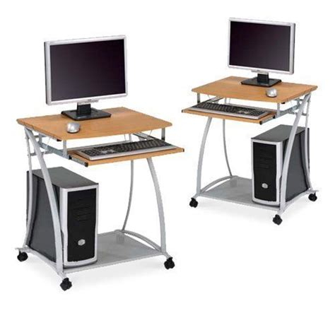 14 astonishing small rolling computer desk digital photo