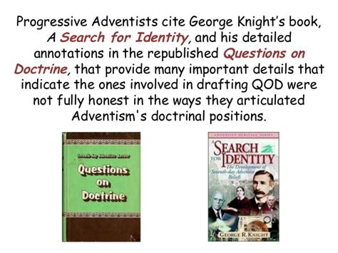 out of adventism a theologianâ s journey books what of seventh day adventist are you