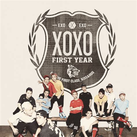 wolf exo korean version