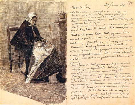 libro gauguin by himself vincent van gogh letter to theo 21 jan 1882 thanks to