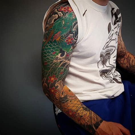 yakuza tattoo moline il yakuza tattoo arm danielhuscroft com