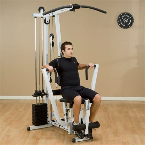 home body exm1500s exm1500s home gym body solid fitness