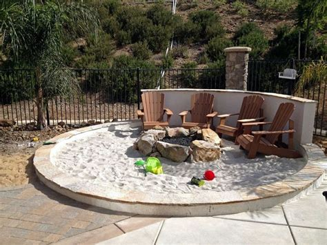 san diego beaches with pits 17 best images about backyard projects on