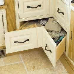 space saving kitchen corner drawers kitchen design