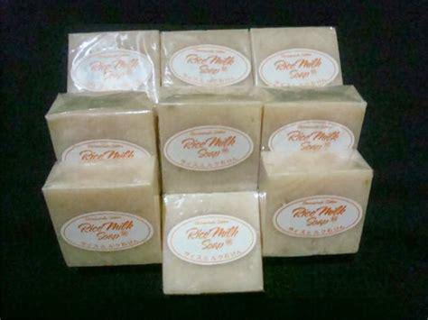 Sabun Thailand jual sabun beras rice milk soap bukan sabun beras thailand
