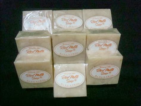 Jual Sabun by Jual Sabun Beras Rice Milk Soap Bukan Sabun Beras Thailand