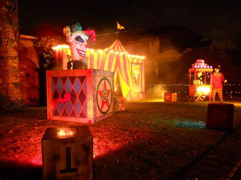 halloween themes for haunted house creepy carnival theme party google search creepy