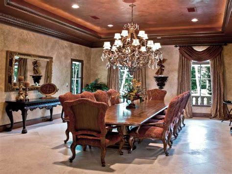 indoor formal dining room decorating ideas with
