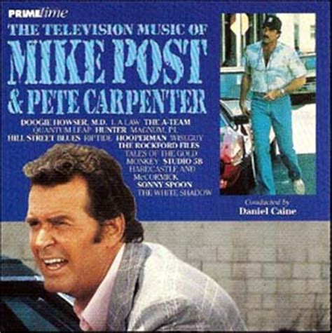 theme music rockford files television music of mike post and pete carpenter the