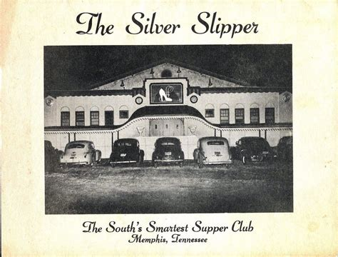 silver slipper club bob berryman and the silver slipper nightclub