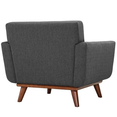 gray accent chairs set of 2 modway engage accent chair in gray set of 2 eei 1284 dor