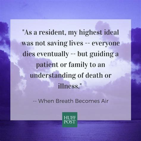 libro when breath becomes air what a neurosurgeon learned about living after he became