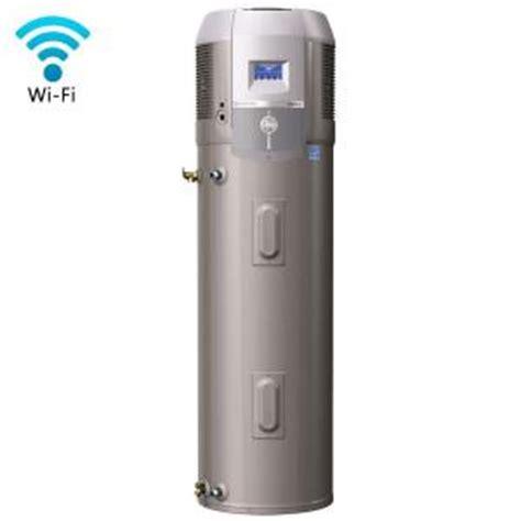 rheem ecosense 50 gal 12 year hybrid electric water