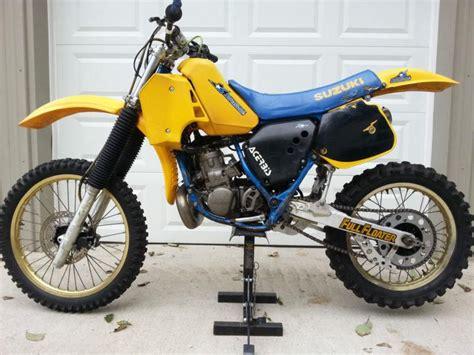 1985 Suzuki Rm 250 Buy 1985 Rm 250 Post Vinatge On 2040 Motos