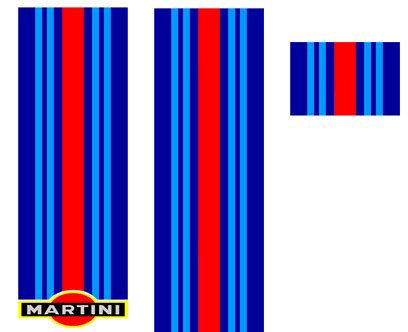 porsche martini logo high quality porsche martini decals