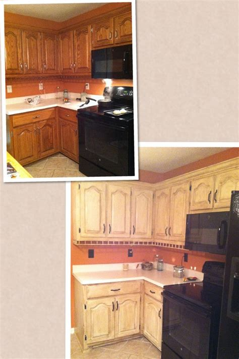 pinterest painted kitchen cabinets before and after chalk paint these are basically our