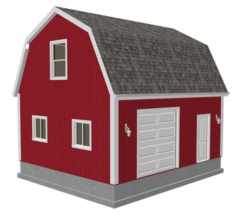 Gambrel Barn Plans by Gambrel Shed Plans 14x20 My Sheds Plans Blog
