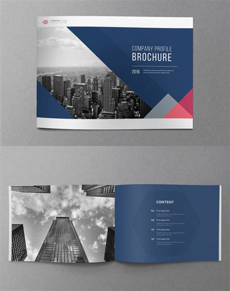 bi fold brochure design templates inspiration