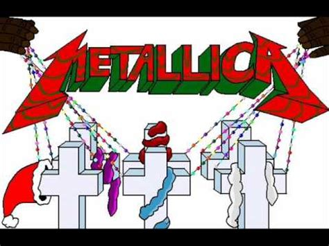 enter santa  metallica christmas youtube