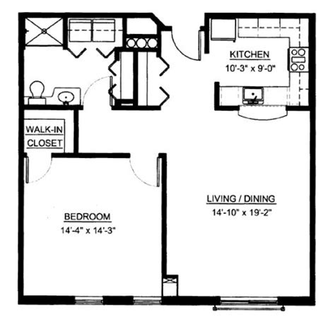 average square footage of a 3 bedroom apartment average square footage of a one bedroom apartment