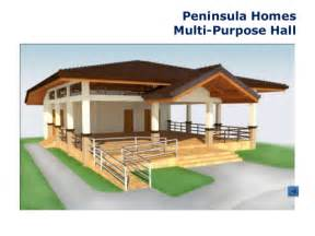 Peninsula Kitchen Design Peninsula Homes Acm Affordable Housing In Cavite