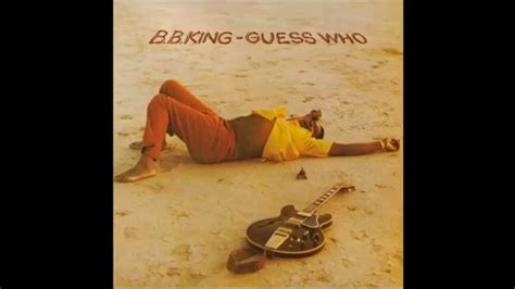bb king five years 1972 guess who album version
