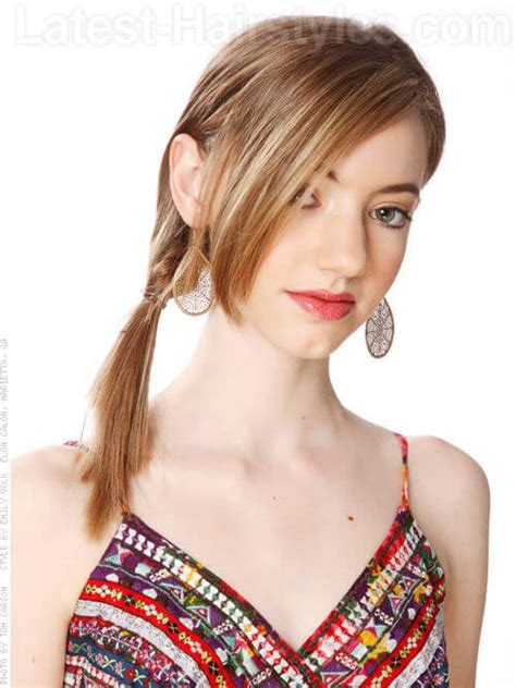 But Simple Hairstyles by 36 Simple Hairstyles That Look Anything But Simple