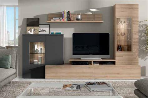 mueble de salon modular moderno en madrid barato