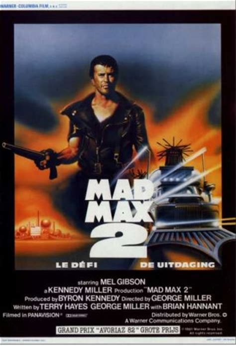 mad max 2 1981 mad max 2 fandango groovers movie blog