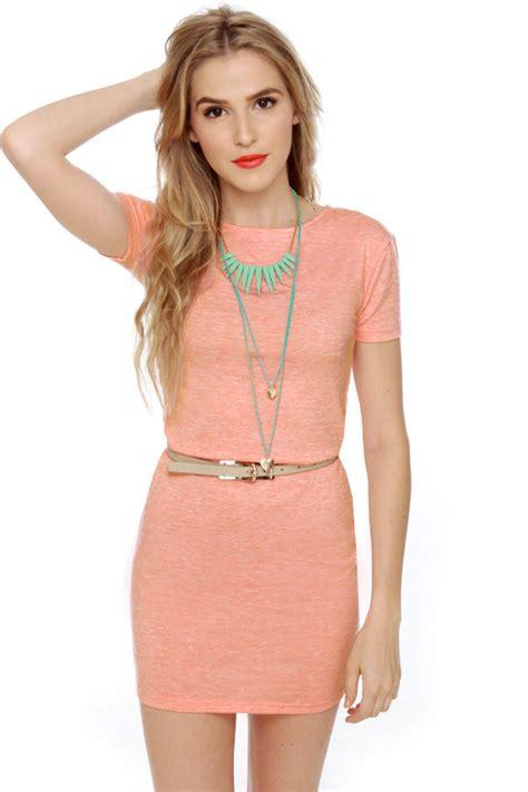 Best Seller Dress Pink Necklace Tmc sleeve dress light pink dress 31 00
